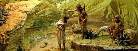 Chrzest Pana Jezusa w Jordanie